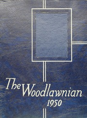 1950 Edition, Woodlawn High School - Woodlawnian Yearbook (Woodlawn, NY)