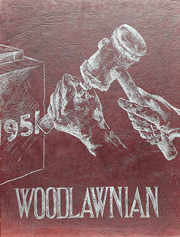 1951 Edition, Woodlawn High School - Woodlawnian Yearbook (Woodlawn, NY)