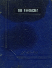 1946 Edition, Phoenix Central High School - Phoenician Yearbook (Phoenix, NY)