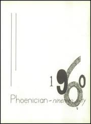 Page 5, 1960 Edition, Phoenix Central High School - Phoenician Yearbook (Phoenix, NY) online yearbook collection