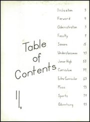 Page 6, 1960 Edition, Phoenix Central High School - Phoenician Yearbook (Phoenix, NY) online yearbook collection