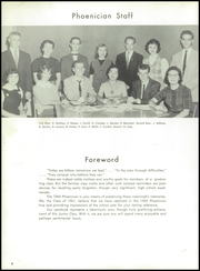 Page 8, 1960 Edition, Phoenix Central High School - Phoenician Yearbook (Phoenix, NY) online yearbook collection