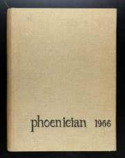 1966 Edition, Phoenix Central High School - Phoenician Yearbook (Phoenix, NY)