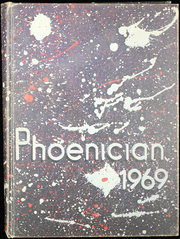 1969 Edition, Phoenix Central High School - Phoenician Yearbook (Phoenix, NY)