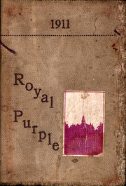 Page 1, 1911 Edition, Cornell College - Royal Purple Yearbook (Mount Vernon, IA) online yearbook collection