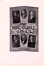 Page 10, 1911 Edition, Cornell College - Royal Purple Yearbook (Mount Vernon, IA) online yearbook collection