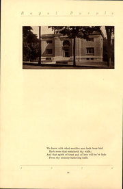 Page 16, 1916 Edition, Cornell College - Royal Purple Yearbook (Mount Vernon, IA) online yearbook collection