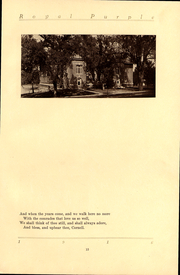 Page 17, 1916 Edition, Cornell College - Royal Purple Yearbook (Mount Vernon, IA) online yearbook collection