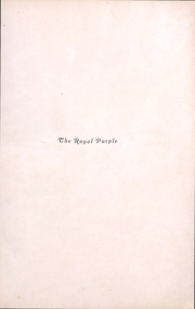 Page 2, 1916 Edition, Cornell College - Royal Purple Yearbook (Mount Vernon, IA) online yearbook collection