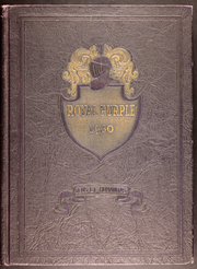 Page 1, 1930 Edition, Cornell College - Royal Purple Yearbook (Mount Vernon, IA) online yearbook collection