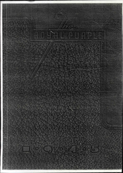 Cornell College - Royal Purple Yearbook (Mount Vernon, IA) online yearbook collection, 1945 Edition, Page 1