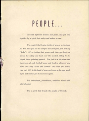Page 15, 1945 Edition, Cornell College - Royal Purple Yearbook (Mount Vernon, IA) online yearbook collection