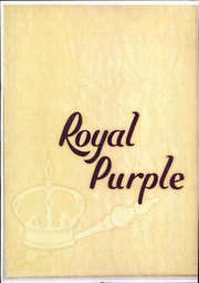 Cornell College - Royal Purple Yearbook (Mount Vernon, IA) online yearbook collection, 1949 Edition, Page 1