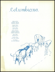 Page 7, 1957 Edition, Columbia Grammar and Preparatory School - Columbiana Yearbook (New York, NY) online yearbook collection