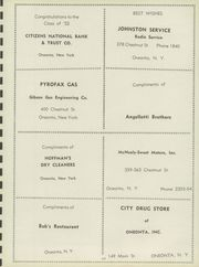 Hartwick High School - Hub Yearbook (Hartwick, NY) online yearbook collection, 1952 Edition, Page 57