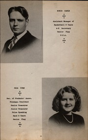 Page 15, 1941 Edition, Kellogg High School - Kelloggian Yearbook (Treadwell, NY) online yearbook collection