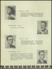 Page 12, 1949 Edition, Bainbridge Central High School - Echo Yearbook (Bainbridge, NY) online yearbook collection