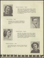Page 13, 1949 Edition, Bainbridge Central High School - Echo Yearbook (Bainbridge, NY) online yearbook collection