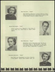 Page 14, 1949 Edition, Bainbridge Central High School - Echo Yearbook (Bainbridge, NY) online yearbook collection