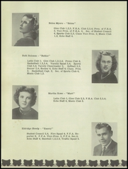Page 16, 1949 Edition, Bainbridge Central High School - Echo Yearbook (Bainbridge, NY) online yearbook collection