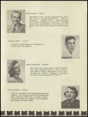 Page 17, 1949 Edition, Bainbridge Central High School - Echo Yearbook (Bainbridge, NY) online yearbook collection