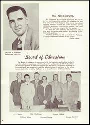Page 10, 1957 Edition, Bainbridge Central High School - Echo Yearbook (Bainbridge, NY) online yearbook collection