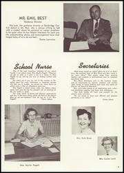 Page 11, 1957 Edition, Bainbridge Central High School - Echo Yearbook (Bainbridge, NY) online yearbook collection
