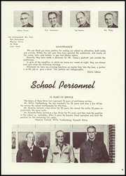 Page 13, 1957 Edition, Bainbridge Central High School - Echo Yearbook (Bainbridge, NY) online yearbook collection