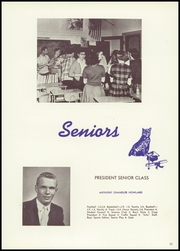 Page 15, 1957 Edition, Bainbridge Central High School - Echo Yearbook (Bainbridge, NY) online yearbook collection