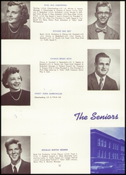 Page 16, 1957 Edition, Bainbridge Central High School - Echo Yearbook (Bainbridge, NY) online yearbook collection