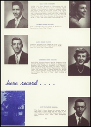 Page 17, 1957 Edition, Bainbridge Central High School - Echo Yearbook (Bainbridge, NY) online yearbook collection