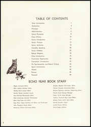 Page 6, 1957 Edition, Bainbridge Central High School - Echo Yearbook (Bainbridge, NY) online yearbook collection