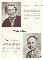 Page 8, 1957 Edition, Bainbridge Central High School - Echo Yearbook (Bainbridge, NY) online yearbook collection