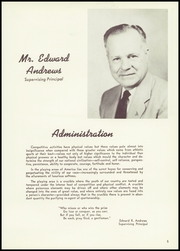 Page 9, 1957 Edition, Bainbridge Central High School - Echo Yearbook (Bainbridge, NY) online yearbook collection