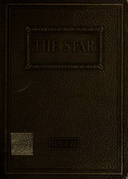Page 1, 1927 Edition, Henderson State University - Star Yearbook (Arkadelphia, AR) online yearbook collection