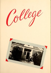 Page 13, 1945 Edition, Henderson State University - Star Yearbook (Arkadelphia, AR) online yearbook collection