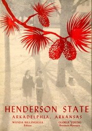 Page 6, 1945 Edition, Henderson State University - Star Yearbook (Arkadelphia, AR) online yearbook collection