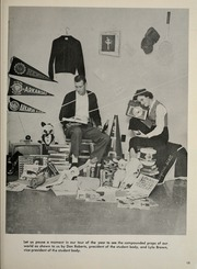 Page 19, 1958 Edition, Henderson State University - Star Yearbook (Arkadelphia, AR) online yearbook collection