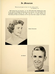 Page 11, 1959 Edition, Henderson State University - Star Yearbook (Arkadelphia, AR) online yearbook collection