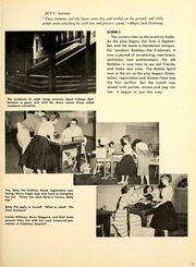 Page 15, 1959 Edition, Henderson State University - Star Yearbook (Arkadelphia, AR) online yearbook collection