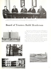 Page 15, 1968 Edition, Henderson State University - Star Yearbook (Arkadelphia, AR) online yearbook collection