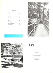 Page 5, 1968 Edition, Henderson State University - Star Yearbook (Arkadelphia, AR) online yearbook collection