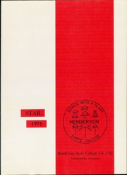 Page 5, 1971 Edition, Henderson State University - Star Yearbook (Arkadelphia, AR) online yearbook collection