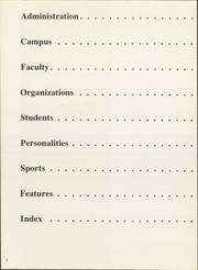 Page 6, 1971 Edition, Henderson State University - Star Yearbook (Arkadelphia, AR) online yearbook collection