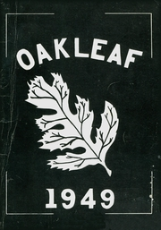 1949 Edition, Shrub Oak High School - Oakleaf Yearbook