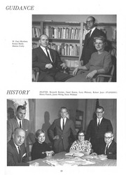 Pittsford Central High School - Hi Lights Yearbook (Pittsford, NY) online yearbook collection, 1963 Edition, Page 21