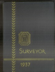 1937 Edition, Washington High School - Surveyor Yearbook (Rochester, NY)