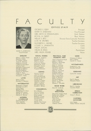 Page 10, 1937 Edition, Washington High School - Surveyor Yearbook (Rochester, NY) online yearbook collection