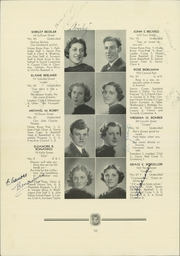Page 16, 1937 Edition, Washington High School - Surveyor Yearbook (Rochester, NY) online yearbook collection