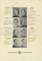 Page 17, 1937 Edition, Washington High School - Surveyor Yearbook (Rochester, NY) online yearbook collection